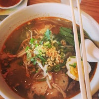 Photo taken at Thai Noodles by Will W. on 8/11/2014