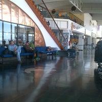 Photo taken at Aeropuerto El Loa (CJC) by Gonzalo G. on 1/13/2013