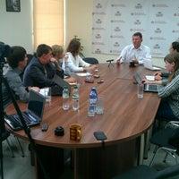 Photo taken at Тернопільський центр комунікацій by Святослав Ж. on 9/25/2012