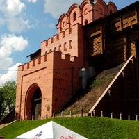 Снимок сделан в Золотые ворота пользователем Olegk K. 5/26/2013