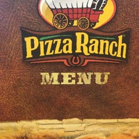 Photo taken at Pizza Ranch by Mz G. on 6/23/2013