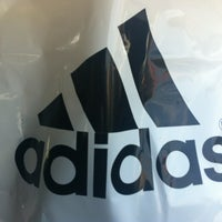 Photo taken at Adidas Store by Virginia B. on 1/19/2013