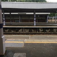 Photo taken at Hither Green Railway Station (HGR) by Tom W. on 8/9/2017