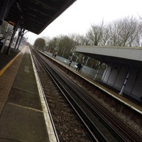 Photo taken at Hither Green Railway Station (HGR) by Tom W. on 3/1/2016