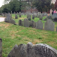 Photo prise au Copp's Hill Burying Ground par Kerry M. le9/30/2012
