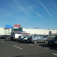 Photo taken at Auchan by Cosmin L. A. on 11/3/2012