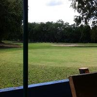 Photo taken at Sarawak Junior Golf Foundation & Academy (SJGFA) by Syafiq S. on 7/8/2013