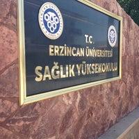 Photo taken at Sağlık Hizmetleri Meslek Yüksekokulu by Ugur D. on 8/3/2016