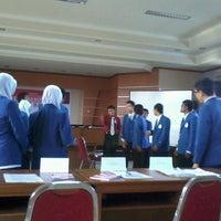 Photo taken at Dinas Pendidikan Kota Surabaya by 'reds' S. on 2/28/2013