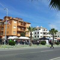 Foto tomada en Playa del Peñoncillo por Sandra J. E. el 4/7/2013