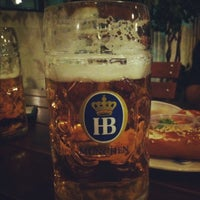 Photo taken at Hofbräuhaus Las Vegas by JB W. on 10/7/2012