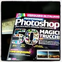 Photo taken at Sala Tiberina by Giacomo G. on 12/22/2013