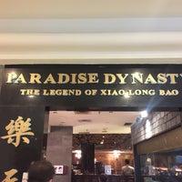 Foto tirada no(a) Paradise Dynasty por SUZUKI Y. em 7/1/2018