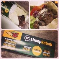 Photo taken at Sheep Kebab by Julio E. on 10/3/2013