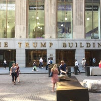 Photo taken at Trump Building by @Me9gaL on 7/5/2017