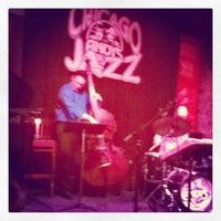 Photo taken at Andy's Jazz Club by André M. on 11/1/2012