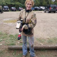 Photo taken at Hell Survivors Paintball Playfield by Ryan M. on 9/22/2012