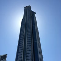 Photo taken at Cosmo Tower by ひとぅ on 5/4/2017