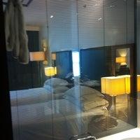 Photo taken at Sheraton Porto Hotel & Spa by Alain V. on 10/25/2012