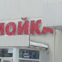 Photo taken at Шиномонтаж и Мойка by Shuhrat D. on 1/2/2013