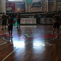 Photo taken at Gimnasio de Verdirrojo BBC by Nicolasito on 4/14/2013