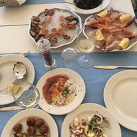 Photo taken at Pescheria Jolly Mare by Lidia A. on 8/29/2017