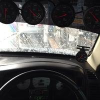 Photo taken at Pusat Cuci Kereta (Car Spa) - kmf® by Kasturi® on 1/11/2014