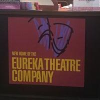 Photo taken at Eureka Theatre by Enoch L. on 6/8/2017