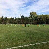Photo taken at Marcel De Kerpelstadion by Paul V. on 10/4/2014
