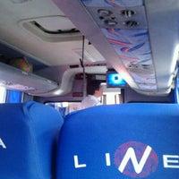 Photo taken at Transportes Línea by Juan E. on 9/30/2012