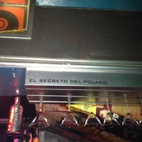 Photo taken at El Secreto del Polaco by Carolina V. on 10/21/2012
