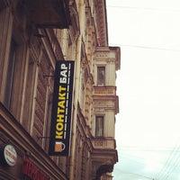 Снимок сделан в Средний проспект В. О. пользователем Анастасия Я. 9/24/2012
