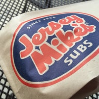 Photo taken at Jersey Mike's Subs by Mike S. on 9/14/2016