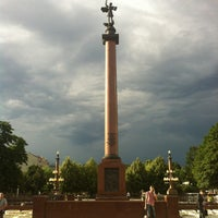Снимок сделан в Трубная площадь пользователем Dmitry K. 7/8/2013