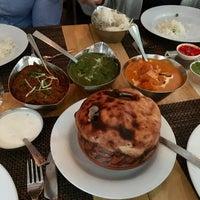 Photo taken at Moti Mahal Delux by jenny z. on 8/11/2017
