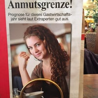 Photo taken at Café Extrablatt by Volkmar L. on 8/3/2016