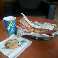 Photo taken at Subway by Gonzalo A. on 10/25/2012