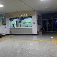 Photo taken at 왜관역 by Lee L. on 8/24/2014