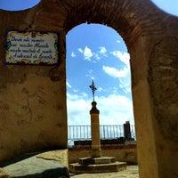 Photo taken at Ermita de la Santa Cruz by Diego G. on 5/30/2014