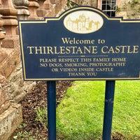 Photo taken at Thirlestane Castle by Rhonda R. on 8/30/2018