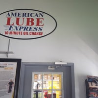 Photo taken at American Lube Express by Nate G. on 11/22/2017