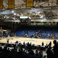 Photo taken at Towson Center Arena by Richard S. on 3/2/2013