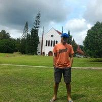 Photo taken at Universitas Klabat (UNKLAB) by Caddy on 12/30/2015