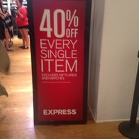 Photo taken at Express by Josh F. on 8/30/2014
