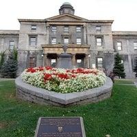 Photo taken at McGill University by Rita R. on 11/9/2012