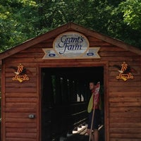 Photo taken at Grant's Farm by Megan G. on 7/6/2013