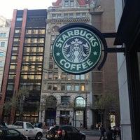 Photo taken at Starbucks by Atilla U. on 10/23/2012