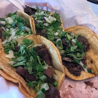 Photo taken at Los Tacos by Frank S. on 10/22/2017