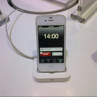 Photo taken at EMAX Apple Store by Suzan T. on 7/14/2013