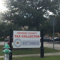 Photo taken at Orange County Tax Collector - Clarcona location by Tuğçe B. on 8/16/2017